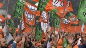 BJP's Covid-19 vaccine promise not a poll violation