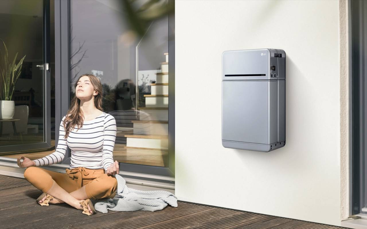 LG's Home Battery
