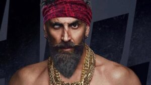 Akshay plays the role of a gangster,