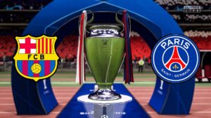Barcelona vs Paris Saint