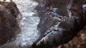 Uttarakhand flash floods