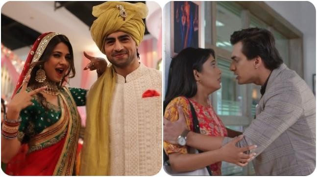 Kunal And Sakshi's Twisted Marriage In His Storyy