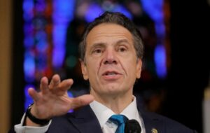 Third woman accuses NY governor of sexual harassment
