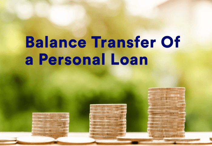 Save on EMI by opting for a personal loan balance transfer